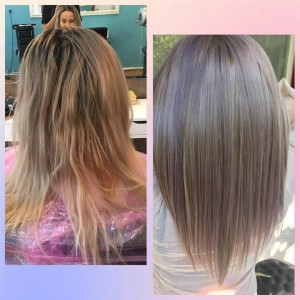super grey hair by Kelemen Laura